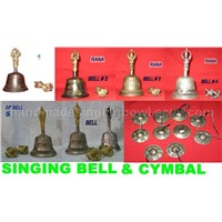 Singing Bell & Cymbal