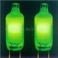 Green Neon Lamp