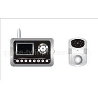 2.4Ghz Digital Home Security System