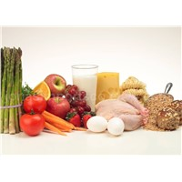 Healthy Food and food supplements