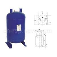Rsp Refrigerant Receiver with Plug