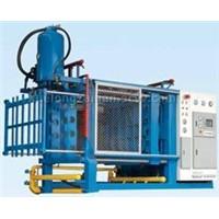EPS Vacuum Full-automatic Shape Molding Machine