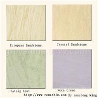 European Sandstone,Crystal Sandstone,Bateig Azul,Moca Crema