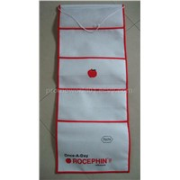 Non woven hanging storager
