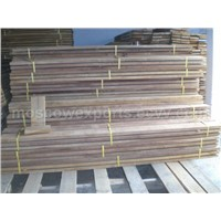 Selling African teak and pine