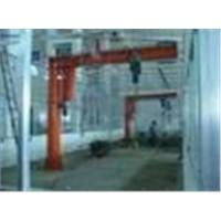 ZB-A  Model  Column  Swing  Lever  Crane