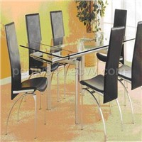 Dining Table and Dining Side Chair(MD1006 - MD1010)