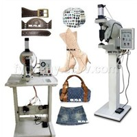 Fully Automatic Nail / Button Attaching Machine & Button Machine