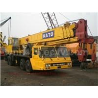 used crane   KATO