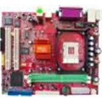 Mother Board - P845GLred-478
