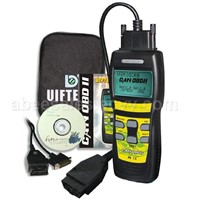 U581 CAN OBDII/EOBDII Memo Scanner(live data)