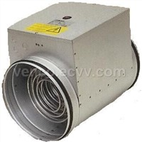 Duct Type Electrical Heater, Duct Heater