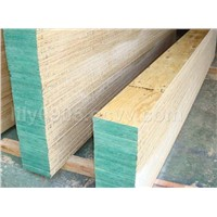 LVL scaffolding plank
