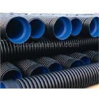 PVC & HDPE Corrugated Drainage Pipe/Corrugated Pipe/PVC Single Wall Corrugated Pipe