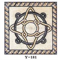 Mosaic Patch Flower (Y-181)