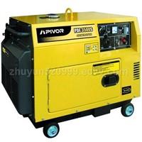 air cooled diesel generator sets
