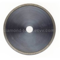 Diamond Continuous Rim Saw Blade (CR SERISE)