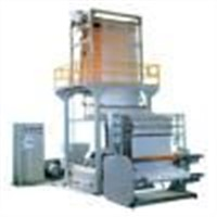 Plastic Film Extruding and Blowing Machine (SJ-45)