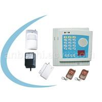32 zone wireless burglar alarm system
