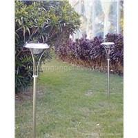 stainless solar light