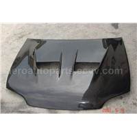 Honda Civic 92-95 2dr XT carbon hood