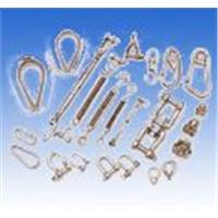 stainless steel rigging/spring hooks/shackles/hooks