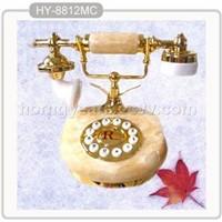 Marble Classical Phone(HY-8812MC)