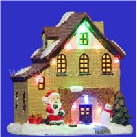 christmas gifts LED house