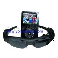 Spy sunglass camera