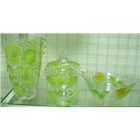 glassware bowl