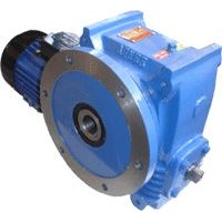 Flange Mounted & Motorised Worm gear Box