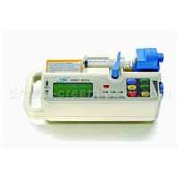 Medical equipment--Syringe pump with CE mark
