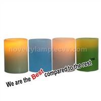 MAGIC FLASHING LED CANDLES