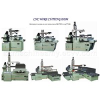 CNC wire cutting EDM