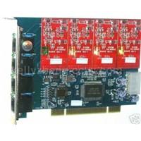 TDM400P ASTERISK TRIXBOX IP-PBX ZAPTEL