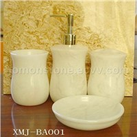 Marble Bathroom Accessories (XMJ-BA01)