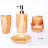 Marble Bathroom Accessories (XMJ-BA04)