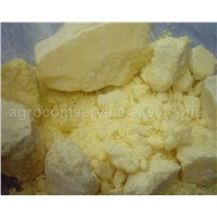 Sulfur Lumps and or Granulated
