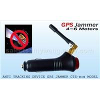 Car Anti Tracker GPS Jammer/Isolator