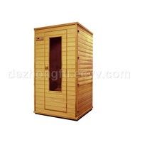 far-infrared sauna room