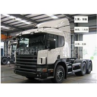 air spoiler use for scania 114