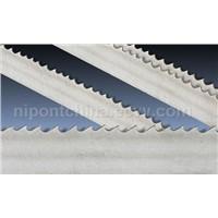 Bimetal bandsaw blade
