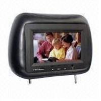 7-inch TFT LCD Screen Headrest Monitor