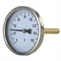 Bimetal Thermometer, Industrial Thermometer