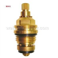 brass valve core of faucet