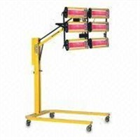 Shortwave Infrared Paint Curing Equipment
