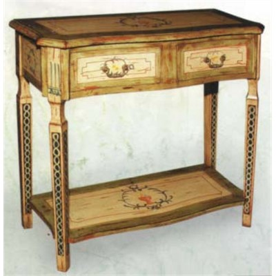 Hand Painted Furniture Lc 004 China Furniture Wooden