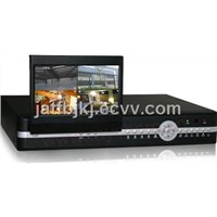 4-ch Standalone DVR with 7 inch lCD