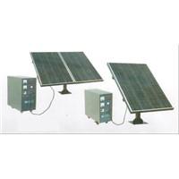500w portable solar power system