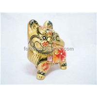 Folk Clay Sculpture/12 Chinese Zodiac Animals